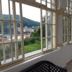 Отель Villa Sofia Apartments Чехия, Карловы Вары - отзывы, цены и фото номеров - забронировать отель Villa Sofia Apartments онлайн балкон