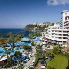 Отель Royal Savoy Португалия, Фуншал - отзывы, цены и фото номеров - забронировать отель Royal Savoy онлайн пляж