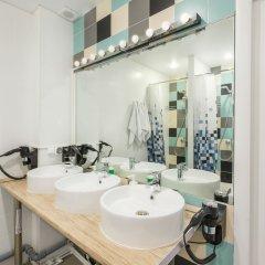 Nice Hostel Павелецкая Москва ванная фото 2