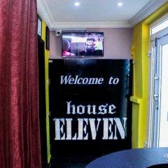 Отель House Eleven Hotels and Apartments Нигерия, Ибадан - отзывы, цены и фото номеров - забронировать отель House Eleven Hotels and Apartments онлайн интерьер отеля