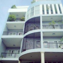 Отель Vung Tau Blue Coast Serviced Apartment Вьетнам, Вунгтау - отзывы, цены и фото номеров - забронировать отель Vung Tau Blue Coast Serviced Apartment онлайн балкон