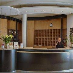 Отель H&S Belmondo Leipzig Airport интерьер отеля