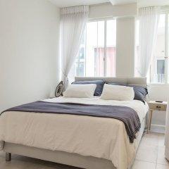 Charming 2BDR apt W Private Garden TL41 Израиль, Тель-Авив - отзывы, цены и фото номеров - забронировать отель Charming 2BDR apt W Private Garden TL41 онлайн комната для гостей фото 3