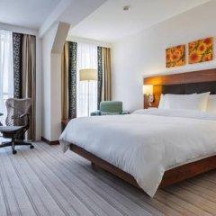 Гостиница Hilton Garden Inn Краснодар (Хилтон Гарден Инн Краснодар) 4* Стандартный номер разные типы кроватей фото 29