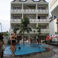Отель Hai Yen Resort детские мероприятия фото 2