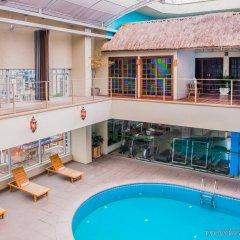 Prodigy Grand Hotel Berrini бассейн