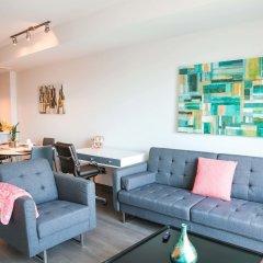 Отель Upscale Apartment in Downtown LA США, Лос-Анджелес - отзывы, цены и фото номеров - забронировать отель Upscale Apartment in Downtown LA онлайн комната для гостей фото 3