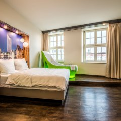 Travel24 Hotel Leipzig-City комната для гостей