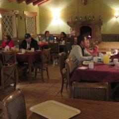 Отель Cabañas Montebello Inn Креэль питание фото 2