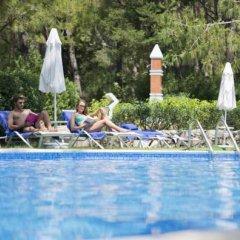 Sentido Lykia Resort & Spa Турция, Олудениз - отзывы, цены и фото номеров - забронировать отель Sentido Lykia Resort & Spa - All Inclusive - Adults Only онлайн бассейн фото 3