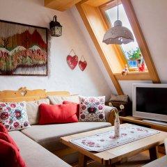 Отель InspiroApart Giewont Lux - Sauna i Basen Косцелиско комната для гостей фото 2