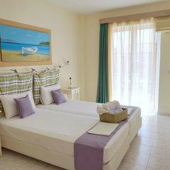 Отель Akrogiali Hotel Греция, Агистри - отзывы, цены и фото номеров - забронировать отель Akrogiali Hotel онлайн комната для гостей фото 5