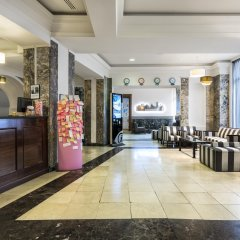 Отель Oriente Atiram Hotel Испания, Барселона - 2 отзыва об отеле, цены и фото номеров - забронировать отель Oriente Atiram Hotel онлайн интерьер отеля фото 3