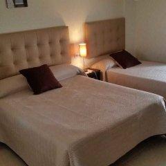 Отель Hostal Málaga комната для гостей