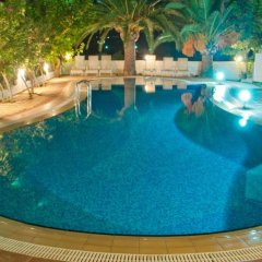 Отель Apollo Hotel 1 Греция, Георгиополис - отзывы, цены и фото номеров - забронировать отель Apollo Hotel 1 онлайн бассейн