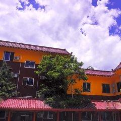 Jiuzhaigou Tang Zhong Hotel балкон
