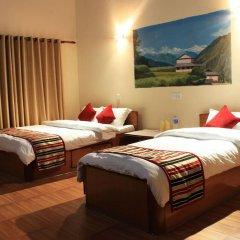Отель Unique Wild Resort Непал, Саураха - отзывы, цены и фото номеров - забронировать отель Unique Wild Resort онлайн комната для гостей фото 5