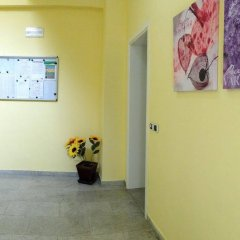 Отель Residence Yellow Римини интерьер отеля фото 2