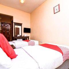 OYO 166 Melody Queen Hotel Дубай комната для гостей