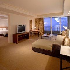 Отель Hyatt Regency Guam Гуам, Тамунинг - отзывы, цены и фото номеров - забронировать отель Hyatt Regency Guam онлайн комната для гостей фото 3