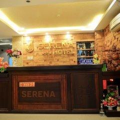 Отель Serena Nha Trang Hotel Вьетнам, Нячанг - отзывы, цены и фото номеров - забронировать отель Serena Nha Trang Hotel онлайн интерьер отеля фото 2