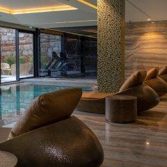 Отель Vila Foz Hotel & SPA Португалия, Порту - отзывы, цены и фото номеров - забронировать отель Vila Foz Hotel & SPA онлайн бассейн