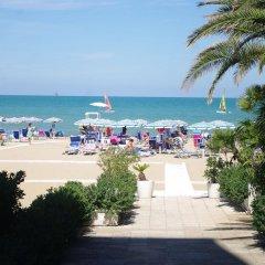 Отель Abruzzo Marina Италия, Сильви - отзывы, цены и фото номеров - забронировать отель Abruzzo Marina онлайн пляж