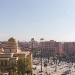 Отель Corail Марокко, Марракеш - 1 отзыв об отеле, цены и фото номеров - забронировать отель Corail онлайн балкон