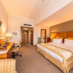 Hotel International Prague (ex. Сrowne Plaza) Прага комната для гостей фото 4