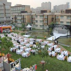 GreenPark Hotel Tianjin Тяньцзинь помещение для мероприятий фото 2
