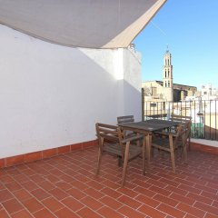 Отель Picasso Apartments Испания, Барселона - отзывы, цены и фото номеров - забронировать отель Picasso Apartments онлайн балкон