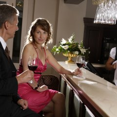 Spa Hotel Schlosspark гостиничный бар