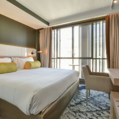 Отель B55 Франция, Париж - отзывы, цены и фото номеров - забронировать отель B55 онлайн комната для гостей фото 2