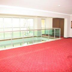 Alkan Hotel фитнесс-зал