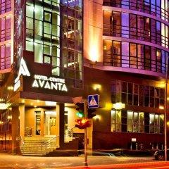 Гостиница Аванта в Новосибирске - забронировать гостиницу Аванта, цены и фото номеров Новосибирск вид на фасад