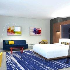Отель Aloft Al Ain ОАЭ, Эль-Айн - отзывы, цены и фото номеров - забронировать отель Aloft Al Ain онлайн удобства в номере