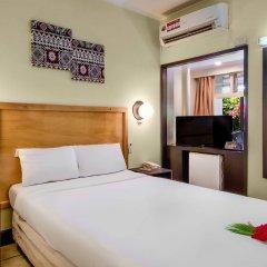 Отель Tanoa Skylodge Hotel Фиджи, Вити-Леву - отзывы, цены и фото номеров - забронировать отель Tanoa Skylodge Hotel онлайн комната для гостей фото 2