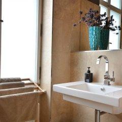 Отель Linnen Германия, Берлин - отзывы, цены и фото номеров - забронировать отель Linnen онлайн ванная фото 2