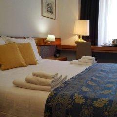 Отель Albergo Delle Alpi Беллуно комната для гостей фото 4