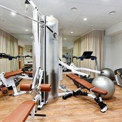 Отель Copenhagen Plaza фитнесс-зал фото 3
