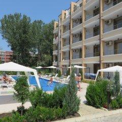 Отель Saint Elena Apartcomplex Солнечный берег бассейн фото 2