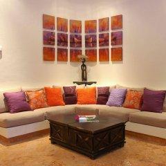 Отель Porto Playa Condo Hotel & Beachclub Мексика, Плая-дель-Кармен - отзывы, цены и фото номеров - забронировать отель Porto Playa Condo Hotel & Beachclub онлайн комната для гостей фото 2