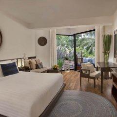 Отель Anantara Bophut Koh Samui Resort Самуи комната для гостей фото 2