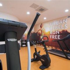 TRYP Coruña Hotel фитнесс-зал фото 4