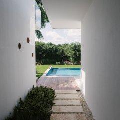 Отель Villa Bella Luna бассейн