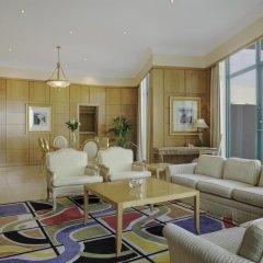 Отель Hilton Dubai Jumeirah 5* Президентский люкс с различными типами кроватей фото 2