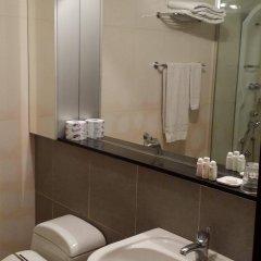 Отель Vabien Suite 1 Serviced Residence Южная Корея, Сеул - отзывы, цены и фото номеров - забронировать отель Vabien Suite 1 Serviced Residence онлайн ванная