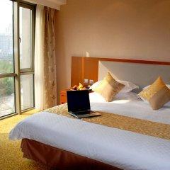 Shanghai Forte Hotel комната для гостей фото 5