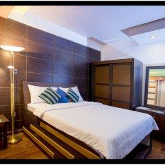 Отель Ripple Beach Inn Мале комната для гостей фото 2
