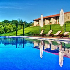 Отель Palación de Toñanes бассейн фото 2